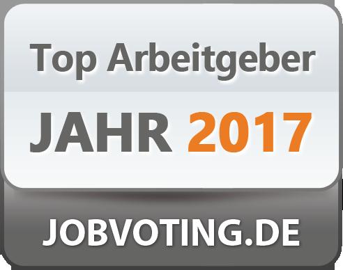 Top Arbeitgeber Jahr 2017