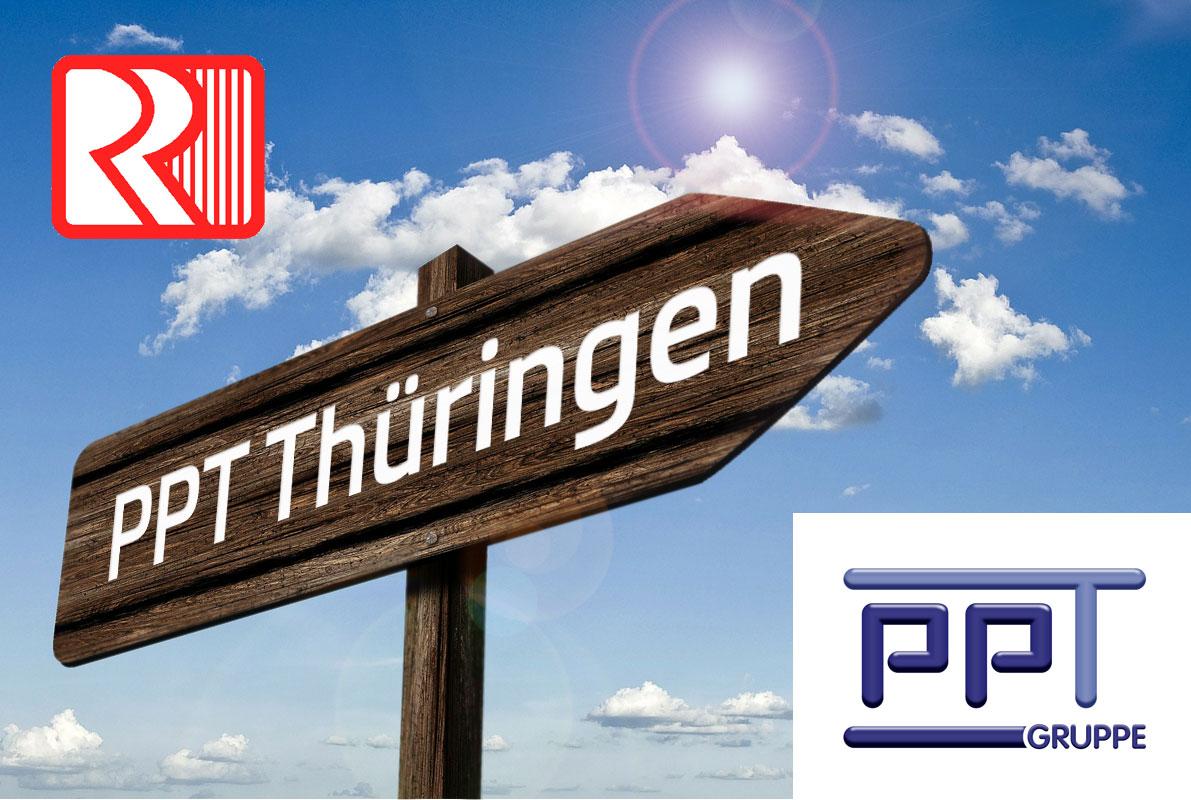 Die Zukunft von Reinigungsservice Rauschenbach ist gesichert: Die PPT Thüringen übernimmt den Geschäftsbetrieb